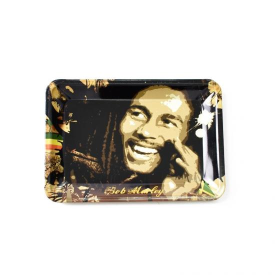 Rectangular Printed Weed Rolling Trays